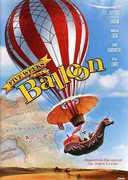 Five Weeks in a Balloon , Red Buttons