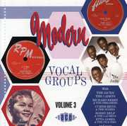 Modern Vocal Groups 3 /  Various [Import]