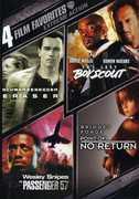 4 Film Favorites: Extreme Action , Arnold Schwarzenegger