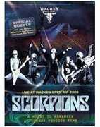 Live at Wacken Open Air 2006 [Import] , Scorpions