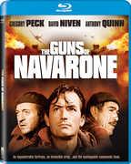 The Guns of Navarone , Gregory Peck