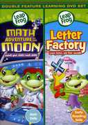 Leapfrog Letter Factor /  Math Adventure [Import]