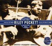 Country Music Pioneer , Riley Puckett