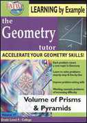 Geometry Tutor: Volume Of Prisms and Pyramids , Jason Gibson