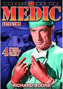 Medic Volume 6 , Richard Crenna
