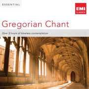 Essential: Gregorian Chant /  Various , Various Artists