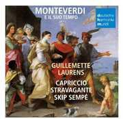Monteverdi E Il Suo Tempo [Import] , Guillemette Laurens
