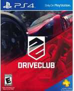 Drive Club for PlayStation 4