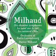 Orchestral Music , Orchestra of Radio Luxembourg