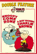Peanuts Double Feature: Snoopy, Come Home /  A Boy Named Charlie Brown , Peter Robbins