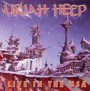 Live in the USA , Uriah Heep