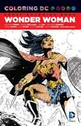 Coloring DC: Wonder Woman: An Adult Coloring Book (DC)