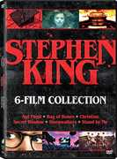 Stephen King: 6-Film Collection