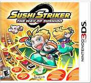 Sushi Striker: The Way of the Sushido for Nintendo 3DS