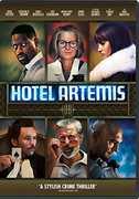 Hotel Artemis , Jodie Foster