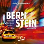 Bernstein: Wonderful Town , Simon Rattle
