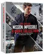Mission: Impossible: 6-Movie Collection , Tom Cruise