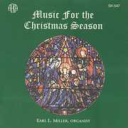 Music Christmas Season: Improvisations Earl Miller