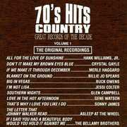 70's Country Hits 1 /  Various , Various Artists