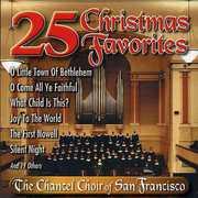 25 Christmas Favorites , Chancel Choir of San Francisco