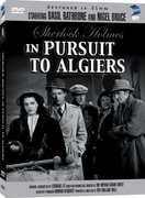 Pursuit to Algiers , Olaf Hytten