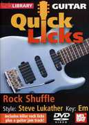 Quick Licks: Dimebag Darrell Thrash Metal - Key: E , Andy James