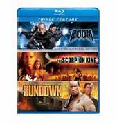 Doom /  The Scorpion King /  The Rundown