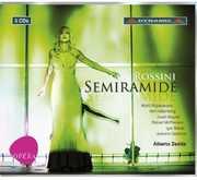 Semiramide , Ann Hallenberg