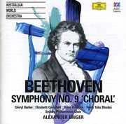 Beethoven Symphony No. 9 'Choral' [Import] , Alexander Briger