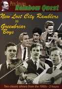 Pete Seeger's Rainbow Quest: New Lost City Ramblers and Greenbriar Boys , Pete Seeger