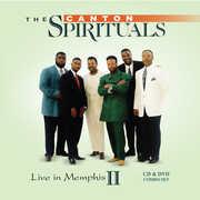 Live in Memphis II , The Canton Spirituals