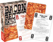 Bacon Recipes Playing Cards Deck