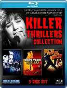 Killer Thrillers Collection , Carroll Baker