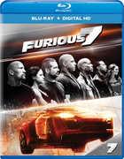 Furious 7 Bd