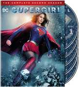 Supergirl: The Complete Second Season (DC) , Melissa Benoist