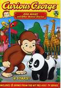 Curious George: Zoo Night and Other Animal Stories! , Rino Romano
