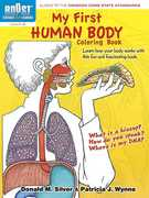BOOST My First Human Body Coloring Book