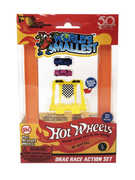 World's Smallest: Hot Wheels Mini World Drag Race Set (Includes 2 Cars)