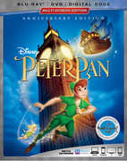 Peter Pan (Anniversary Edition) , Bill Thompson