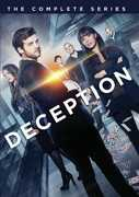 Deception: The Complete Series , Jack Cutmore-Scott