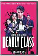 Deadly Class: Season One , Liam James
