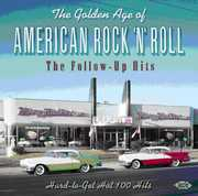 Golden Age of American Rock & Roll: Follow Up Hits Hard To Get Hot 100 Hits [Import]