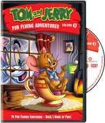 Tom and Jerry: Fur Flying Adventures: Volume 3 , Michael Donovan