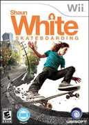 Shaun White Skateboarding for Nintendo Wii