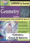 Geometry Tutor: Cylinders, Cones and Spheres , Jason Gibson