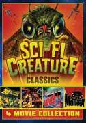 Sci-Fi Creature Classics: 4 Movie Collection , William Hopper