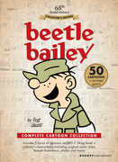 Beetle Bailey: Complete Cartoon Collection (65th Anniversary Collector's Edition) , Howard Morris