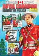 Royal Canadian Mounted Police: 4 Movie Collection , Russell Hayden