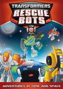 Transformers: Rescue Bots: Adventures in Time and Space , LeVar Burton