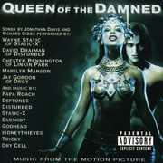 Queen of the Damned (Original Soundtrack) [Explicit Content] , Various Artists